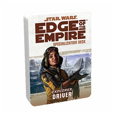 Star Wars : Edge of the Empire - Driver Specialization Deck