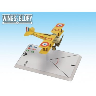 Wings of Glory WW1 - Spad S.VII (Guynemer)