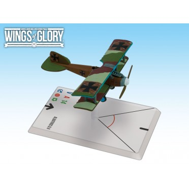 Wings of Glory WW1 - Albatros D.II (Von Richthofen)