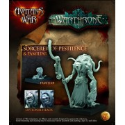Avatars of War : Sorcerer of Pestilence with Familiar
