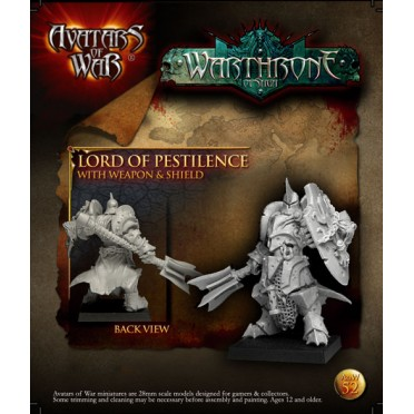 Avatars of War : Lord of Pestilence Weapon Shield