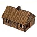 Maison en bois 15mm 1