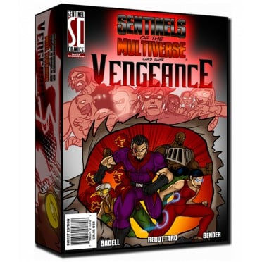 Sentinels of the Multiverse - Vengeance - Mega Expansion