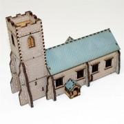 Eglise 15mm