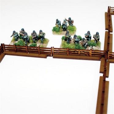 Barrières 15mm