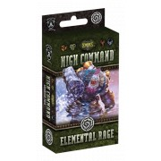 Hordes: High Command : Elemental Rage Expansion Set