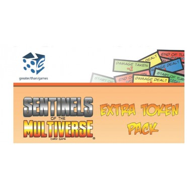 Sentinels of the Multiverse - Extra Token Pack