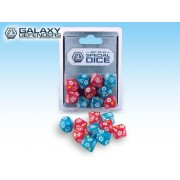 Galaxy Defenders - Set of 10 Special Dice