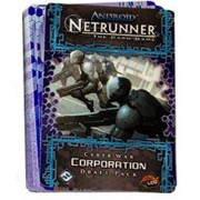 Android: Netrunner - Corporation Draft-Pack Cyberwar