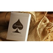 Jeu de 54 cartes - Madison Rounders - Brown