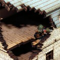 Hôtel détruit 15mm 2