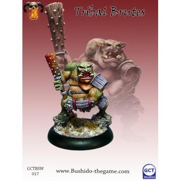 Bushido - Tribal Brutes