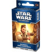Star Wars : The Card Game - Heroes and Legends Force Pack