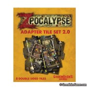 Zpocalypse: Adapter Tile Set 2.0