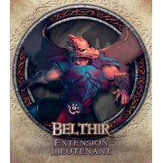 Descent Seconde Édition - Belthir Extension Lieutenant