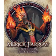 Descent Seconde Édition - Merick Farrow Extension Lieutenant