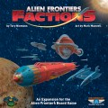 Alien Frontiers - Factions 2nd Edition 1