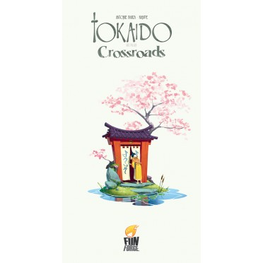 Tokaido - Crossroads Expansion (Anglais)