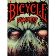 Zombified - Bicycle - Jeux de 54 Cartes