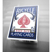 Rider Back - Bleu - Bicycle - jeux de 54 Cartes