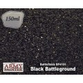 Army Painter - Black Battleground Basing - 150ml 0