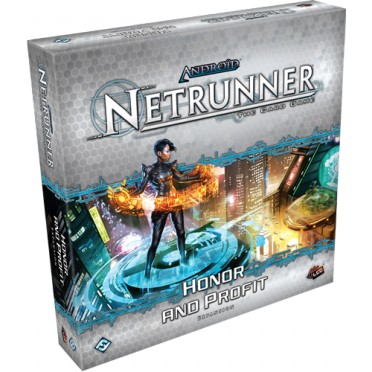 Android - Netrunner : Honor and Profit