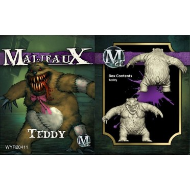 Malifaux 2nd Edition - Teddy
