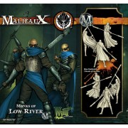 Malifaux 2nd Edition Monk of Low River