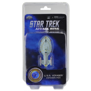 Star Trek : Attack Wing - Uss Voyager