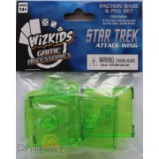 Star Trek : Attack Wing - Faction Base Set Green