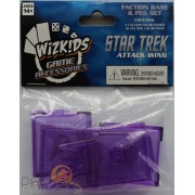 Star Trek : Attack Wing - Faction Base Set Purple