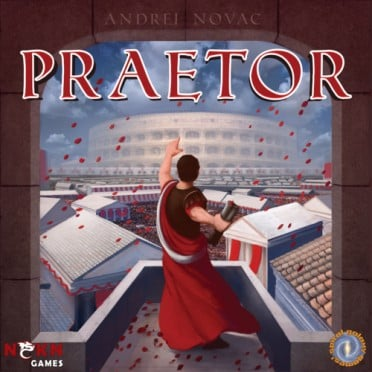 Praetor - For the Glory of Rome