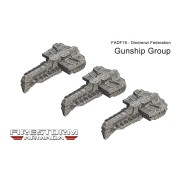 Dindrenzi Federation Gunship Group