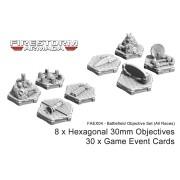 Firestorm Armada Battlefield Objective Set