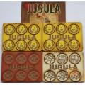 Set de marqueurs Jugula 0