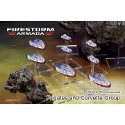 The Directorate Frigate & Drone Group