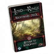 The Lord of the Rings LCG - Return to Mirkwood Nightmare Deck