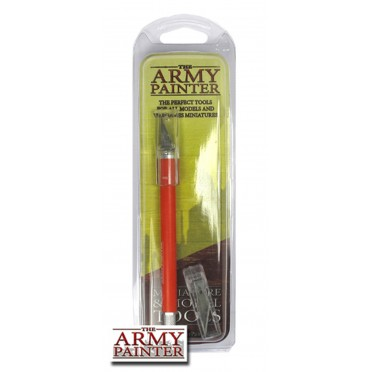 Couteau de modelisme Army Painter