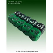 Bushido - The Ito Clan Faction Dice