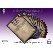Bushido - Cult of Yurei Special Card Pack 1