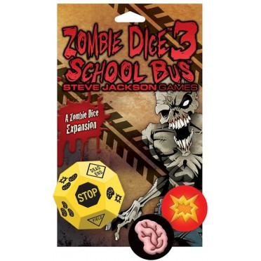 Zombie Dice 3 - School Bus
