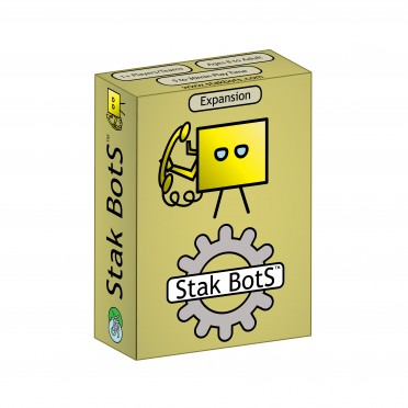 Stak Bots - Yellow Expansion