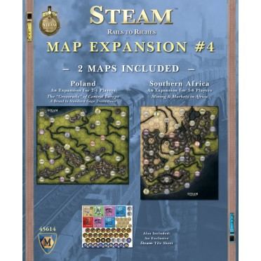 Steam - Rails to riches Map Expansion 4