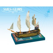 Sails of Glory - HSM Royal Sovereign 1786