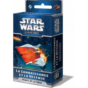 Star Wars JCE : La Connaissance et la Défense