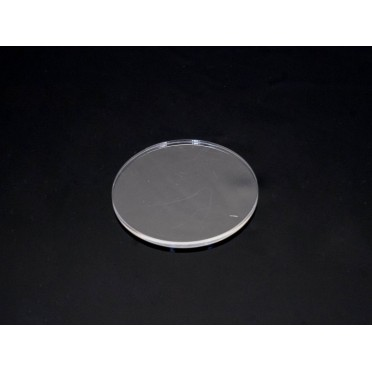 Clear Miniature Bases - Circular 60mm