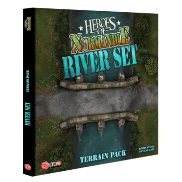 Heroes of Normandie - River Set