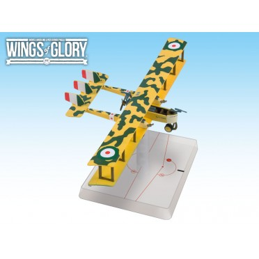 Wings of Glory WW1 - Caproni CA.3 (Taramelli)
