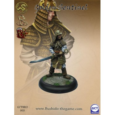 Bushido - Golden Sentinel