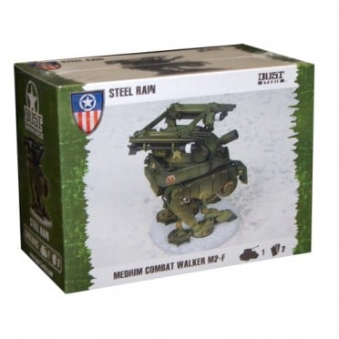 Dust - Medium Combat Walker - Steel Rain